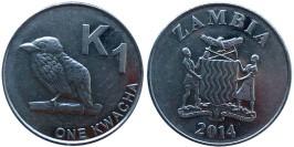 1 квача 2014 Замбия