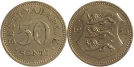 50 сентов 1936 Эстония