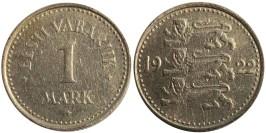 1 марка 1922 Эстония