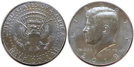 50 центов 2018 D США