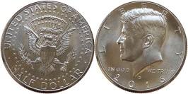 50 центов 2016 D США