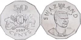 50 центов 2007 Свазиленд