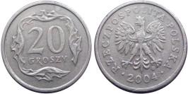 20 грошей 2004 Польша