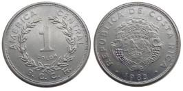 1 колон 1983 Коста Рика
