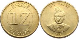 1 заиров 1987 Заир