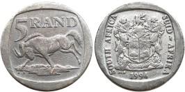5 рандов 1994 ЮАР