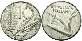 10 лир 1972 Италия