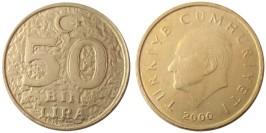 50000 лир 2000 Турция