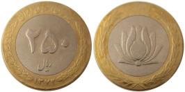 250 риалов 1993 Иран