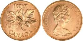 1 цент 1977 Канада