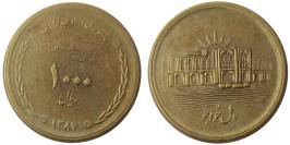 1000 риалов 2008 Иран