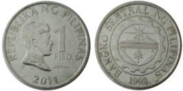 1 писо 2011 Филиппины