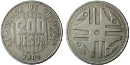 200 песо 2005 Колумбия