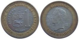 1 боливар 2007 Венесуэла