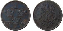 1 эре 1948 Швеция №1