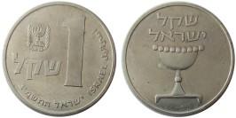 1 шекель 1982 Израиль
