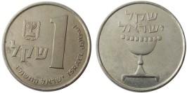 1 шекель 1983 Израиль