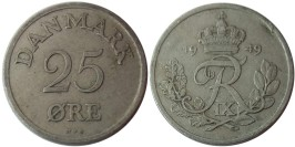 25 эре 1949 Дания