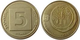 5 агорот 1988 Израиль