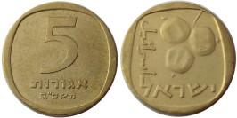 5 агорот 1962 Израиль