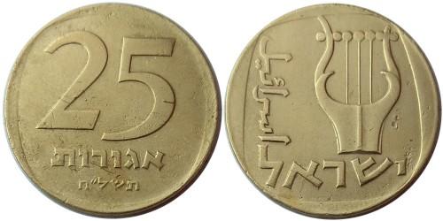 25 агорот 1978 Израиль