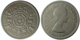 2 шиллинга 1963 Великобритания