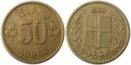 50 эйре 1969 Исландия