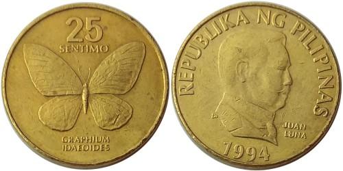 25 сентимо 1994 Филиппины