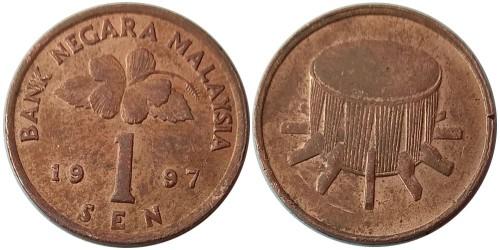 1 сен 1997 Малайзия