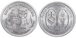 200 эскудо 1996 Португалия — Альянс Португалии и Сиама 1512 года