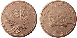 2 тойя 2002 Папуа Новая Гвинея — Крылатка