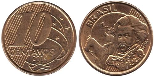 10 сентаво 2014 Бразилия