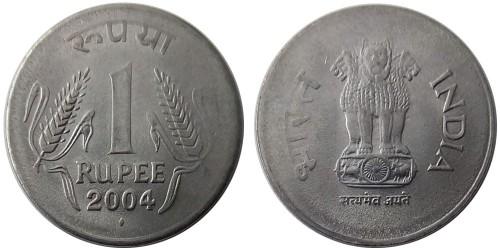 1 рупия 2004 Индия — Мумбаи