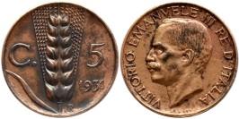 5 чентезимо 1931 Италия
