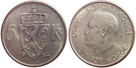 5 крон 1964 Норвегия