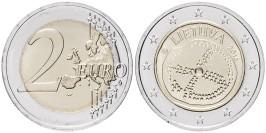 2 евро 2016 Литва — Балтийская культура