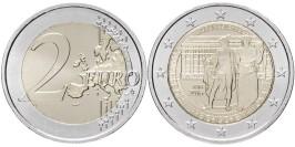 2 евро 2016 Австрия — 200 лет Национальному банку