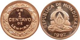 1 сентаво 1992 Гондурас