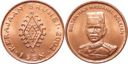 1 сен 2002 Бруней