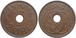 2 эре 1939 Дания