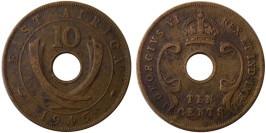 10 центов 1945 Британская Восточная Африка
