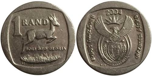1 ранд 2004 ЮАР