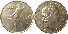50 лир 1956 Италия
