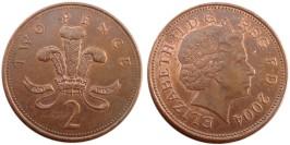 2 пенса 2004 Великобритания