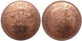 2 пенса 2005 Великобритания