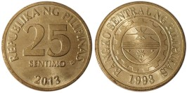 25 сентимо 2013 Филиппины