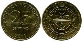 25 сентимо 2011 Филиппины