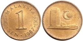 1 сен 1987 Малайзия
