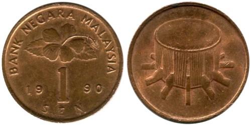 1 сен 1990 Малайзия
