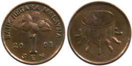 1 сен 2001 Малайзия